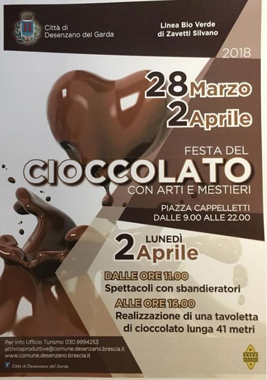 Festa del Cioccolato a Desenzano