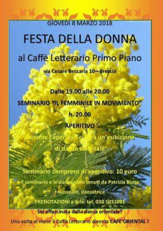 Festa della Donna a Brescia