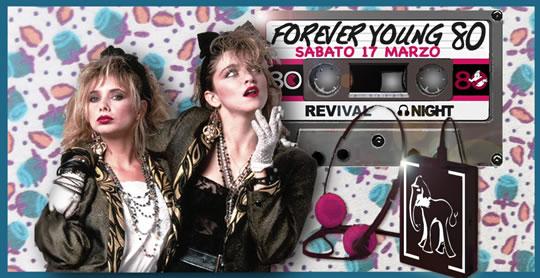 Forever Young 80 a Brescia