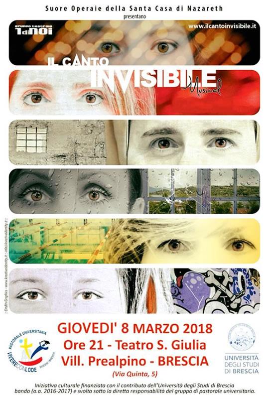 Il Canto Invisibile a Brescia
