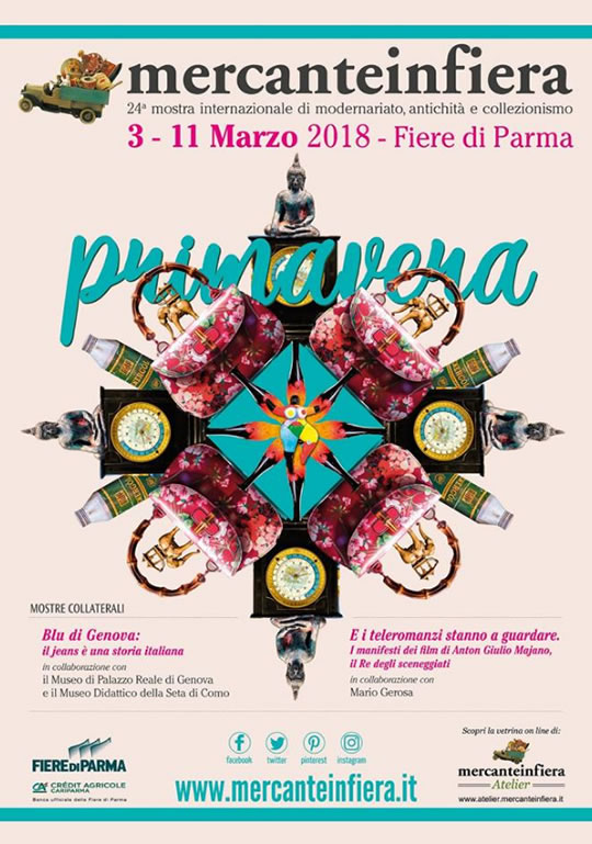 Mercante in Fiera a Parma