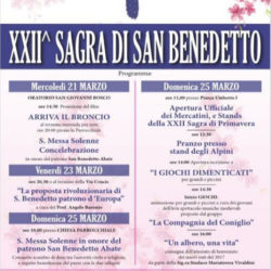 Sagra di San Benedetto a Pavone Mella