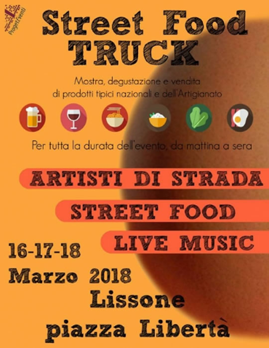 Street Food Truck a Lissone