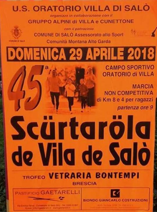 45 Scurtarola de Vila de Salò