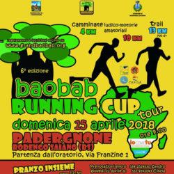 Baobab Running Cup a Padergnone di Rodengo Saiano