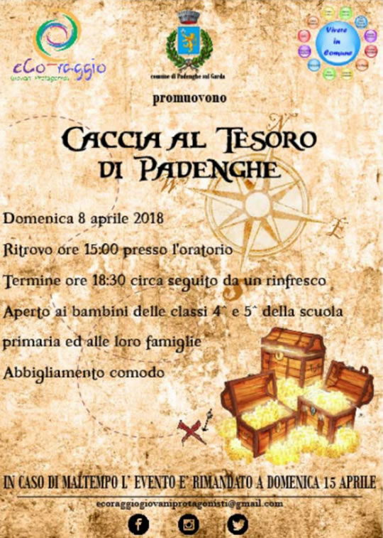 Caccia al Tesoro di Padenghe