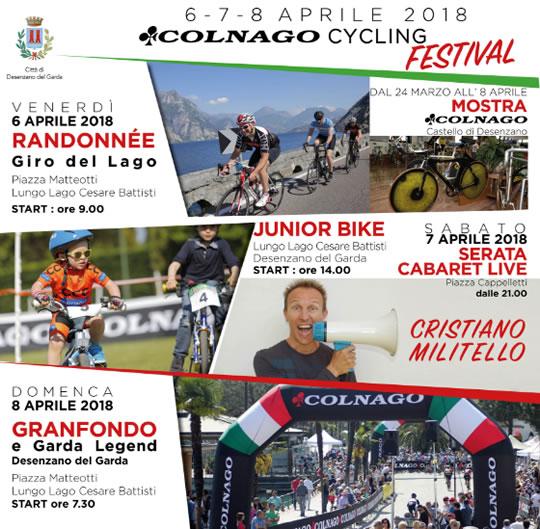 Colnago Cycling a Desenzano