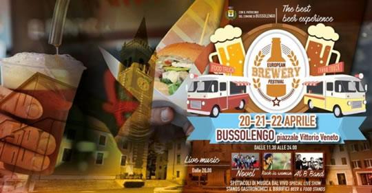 European Brewery Festival a Bussolengo VR