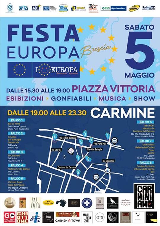 Festa Europa Brescia