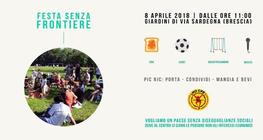 Festa Senza Frontiere a Brescia