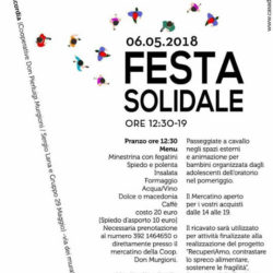 Festa Solidale a Ghedi