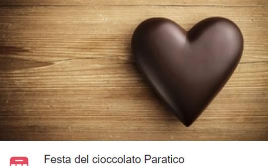Festa del Cioccolato a Paratico