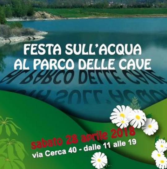 Festa sull'Acqua al Parco delle Cave di Brescia