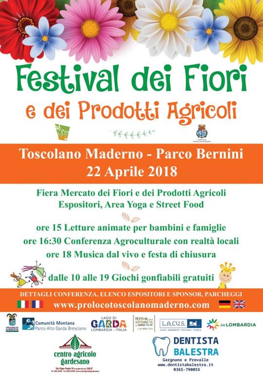 Festival dei Fiori a Toscolano Maderno