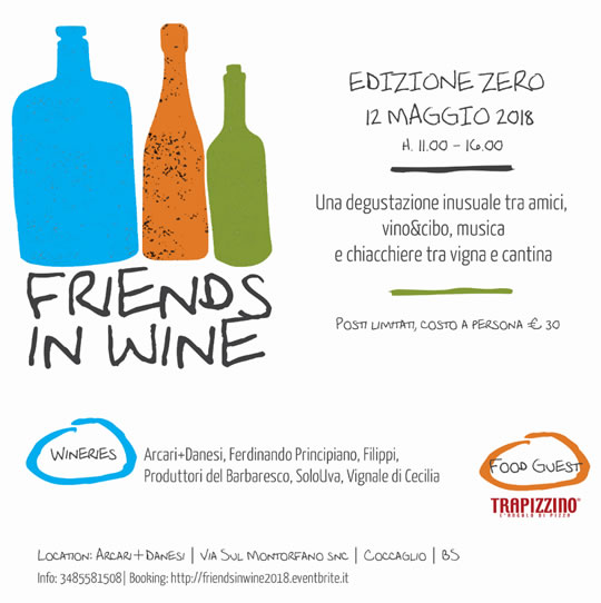 Friends in Wine a Coccaglio