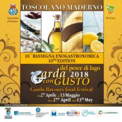 Garda con Gusto a Toscolano Maderno