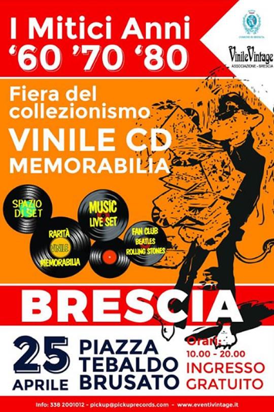I Mitici Anni  '60 '70 '80 a Brescia
