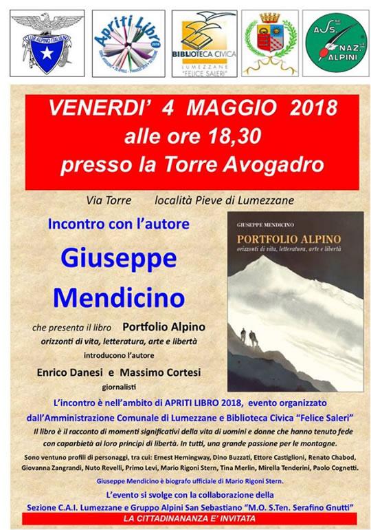 Incontro con l'Autore a Lumezzane