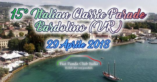 Italian Classic Parade a Bardolino VR