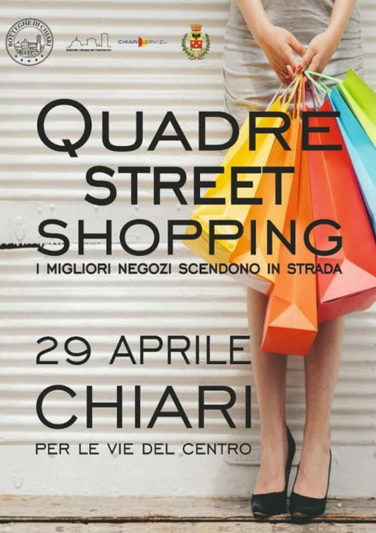 Quadre Street Shopping a Chiari