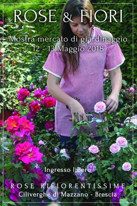 Rose e Fiori a Mazzano
