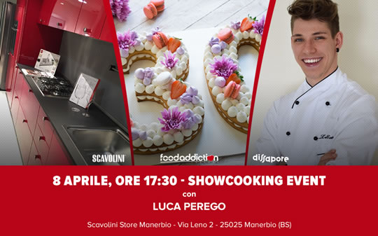 Showcooking Event a Manerbio