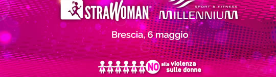 StraWoman Millenium a Brescia