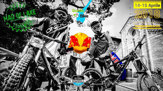 Urban Downhill a Toscolano Maderno