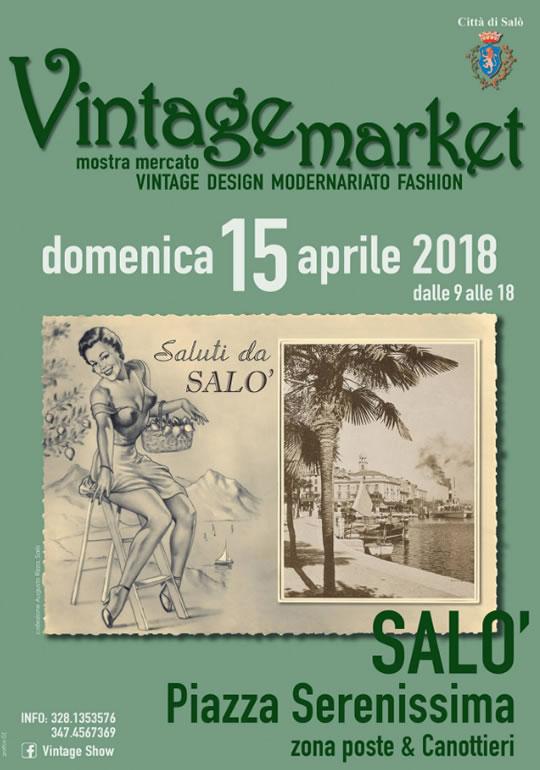 Vintage Market a Salò