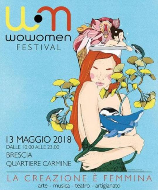 Wowomen Festival a Brescia