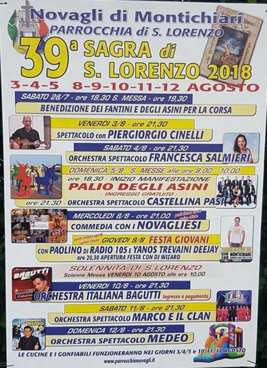 39 Sagra di S. Lorenzo a Novagli di Montichiari