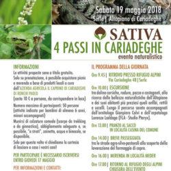 4 Passi in Cariadeghe a Serle