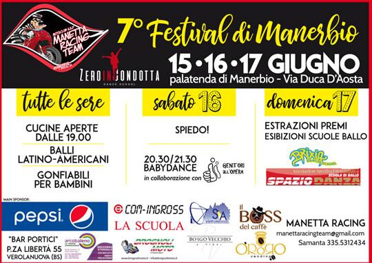 7° Festival di Manerbio