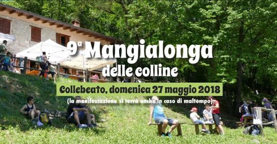 9 Mangialonga a Collebeato