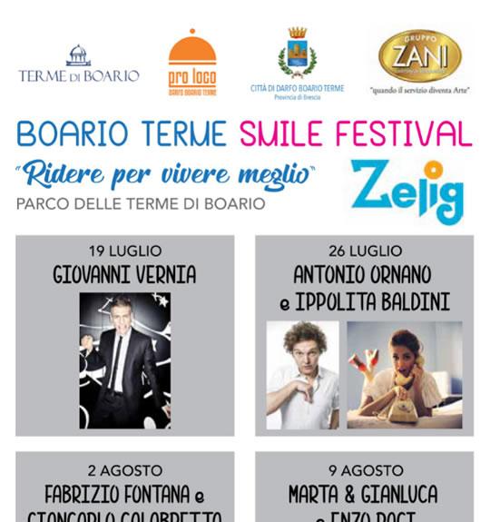 Boario Terme Smile Festival