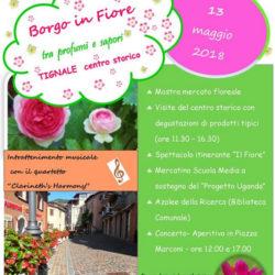 Borgo in Fiore a Tignale