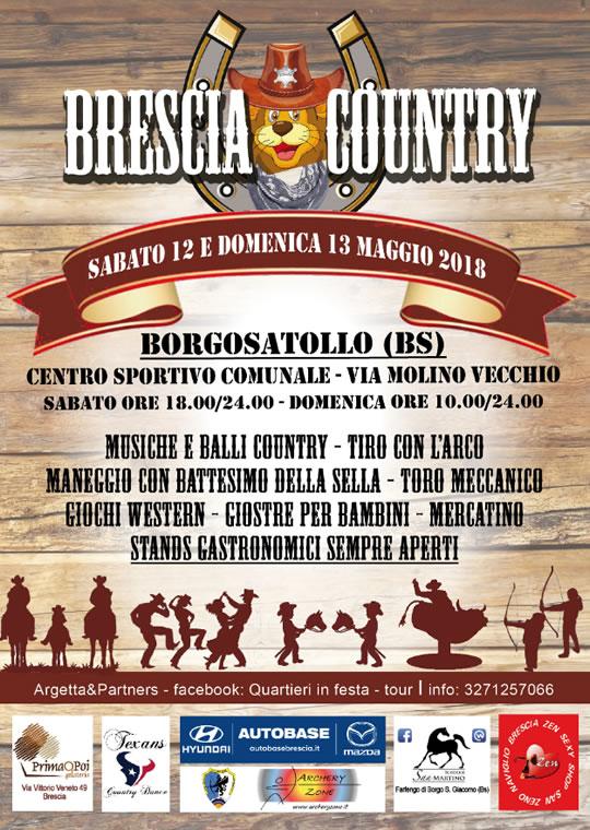 Brescia Country a Borgosatollo