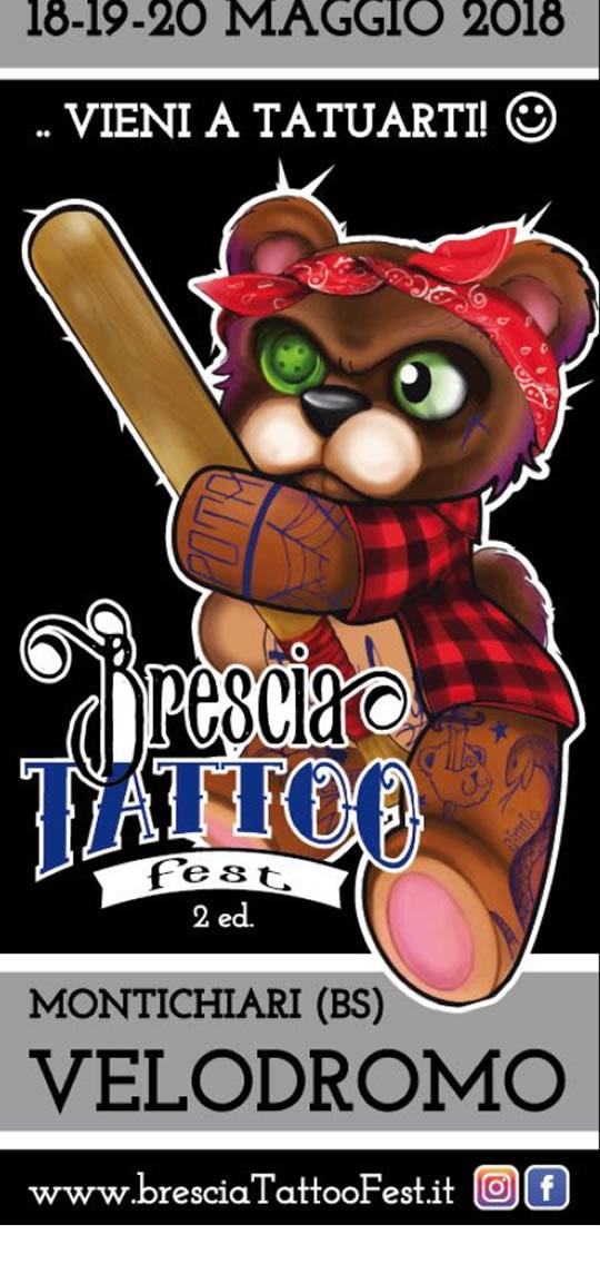 Brescia Tattoo Fest Velodromo