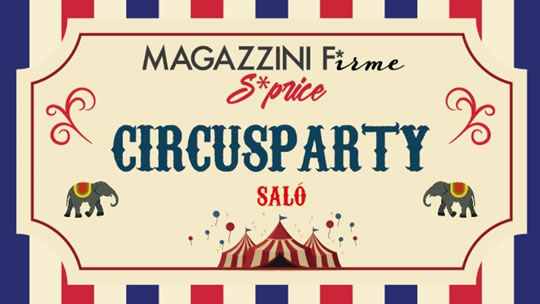 Circus Party a Salò