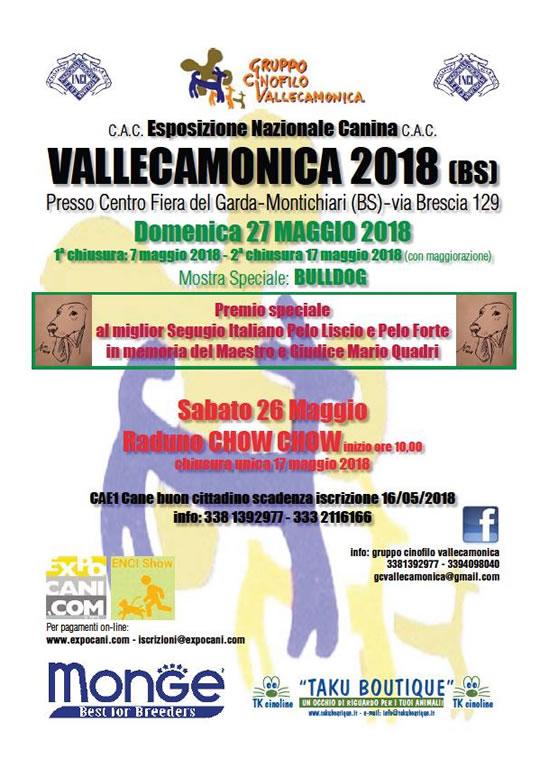 Esposizione Nazionale Canina a Montichiari