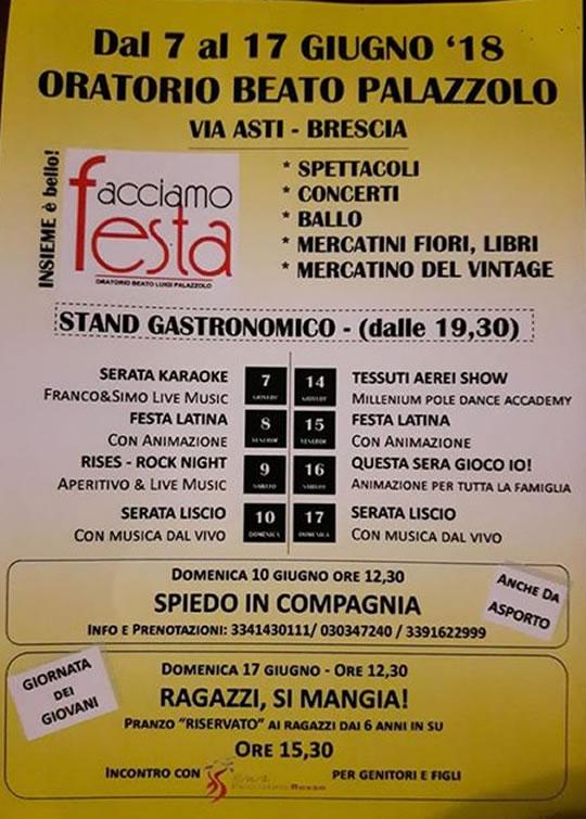Facciamo Festa a Brescia
