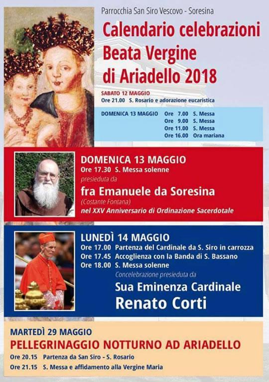 Festa Beata Vergine di Ariadello
