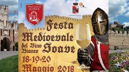 Festa Medioevale del Vino Bianco a Soave VR