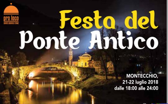 Festa al Ponte Antico a Darfo Boario Terme