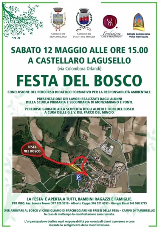 Festa del Bosco a Castellaro Lagusello