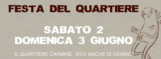 Festa del Quartiere Carmine a Brescia