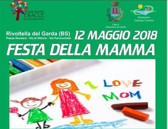 Festa della Mamma a Rivoltella del Garda