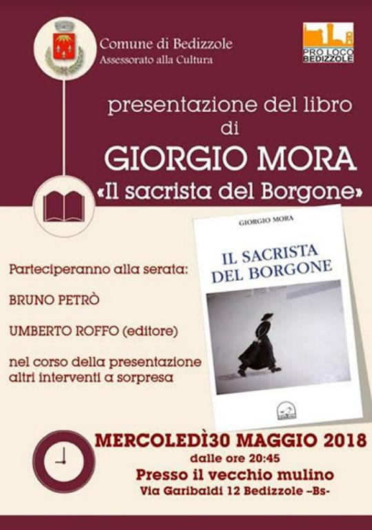Giorgio Mora Il sacrista del Borgone a Bedizzole