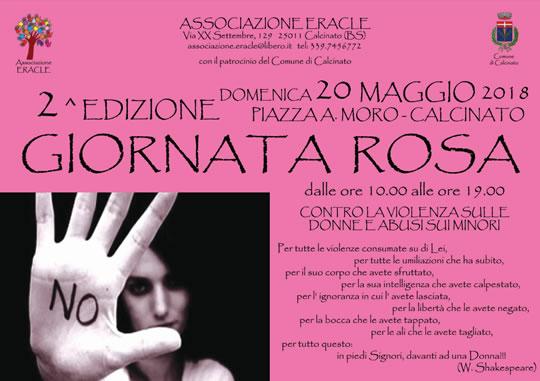 Giornata Rosa a Calcinato