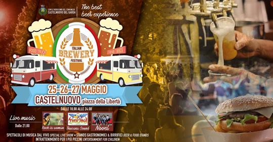 Italian Brewery Festival a Castelnuovo del Garda